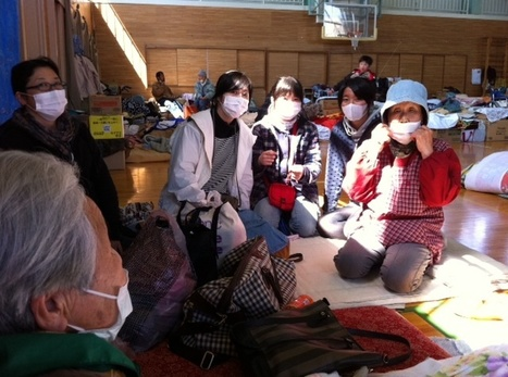 La vie des survivants toujours difficile deux mois après la catastrophe | NHK WORLD French | Japon : séisme, tsunami & conséquences | Scoop.it