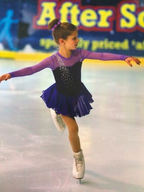 Coventry schoolgirl with rare liver disease competes in first ice skating competition | Coventry Observer | Childhood liver disease | Scoop.it