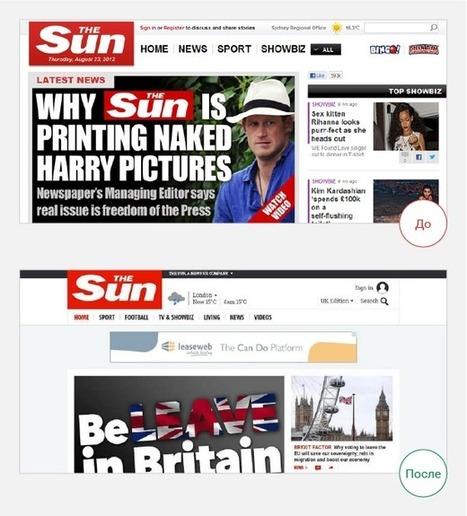 Как медиа выжить в кризис: Опыт мировых СМИ | MarTech : Маркетинговые технологии | Scoop.it