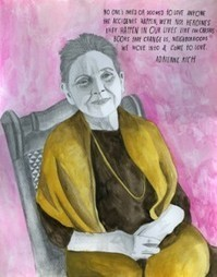 How Relationships Refine Our Truths: Adrienne Rich on the Dignity of Love | Daily Magazine | Scoop.it