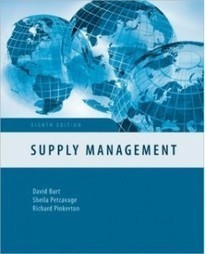 Test Bank For » Test Bank for Supply Management, 8th Edition: David N. Burt Download | supply chain management | Scoop.it