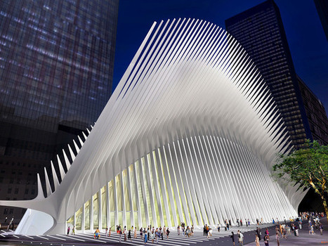 """Give Calatrava a Chance... our """"leading poet of transportation architecture."""" 