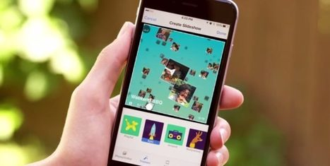 Facebook has a new slideshow feature to spice up your photos | Best.Photography | iPhoneography-Today | Scoop.it