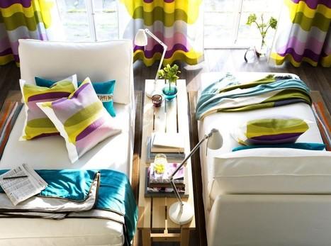 Consejos para elegir estores y cortinas para tu salón. | Decoración casa | Scoop.it