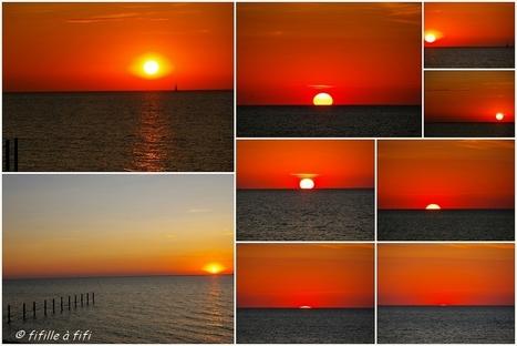 Au fil : le coucher du roi soleil... | The Blog's Revue by OlivierSC | Scoop.it