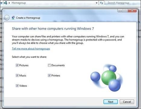 4 Formas de Compartir Archivos entre Equipos cercanos Facilmente | PCWebtips.com | Windows PC - Trucos y Tips | Scoop.it