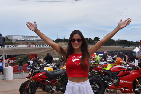 Laguna Seca SBK and Ducati Island - Photo Gallery | Desmopro News | Scoop.it