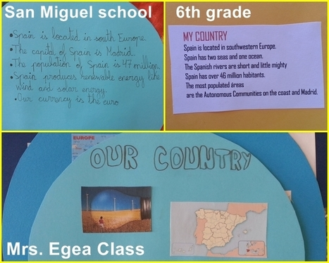 ME ON A MAP: A SOCIAL SCIENCE PROJECT | Bilingual Education & CLIL Projects - Proyectos en E. B. & AICLE | Scoop.it