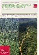 Protected areas and poverty | Sustainable Complex Coevolutionary Systems Engineering | Scoop.it