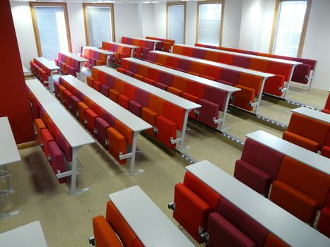 Buy Lecture Hall Seats with Convenience | Evertaut Limited | Scoop.it