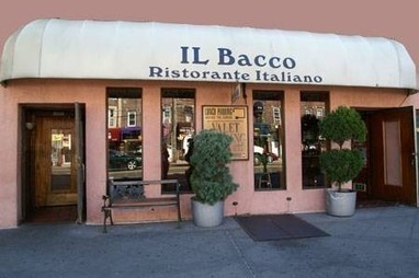 Il Bacco Ristorante-  A  spectacular culinary return  to the shores of Italy | Diary of a serial foodie | Scoop.it