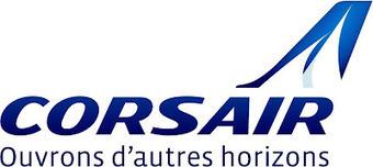 New logo: Corsair International | France | Corporate Identity | Scoop.it