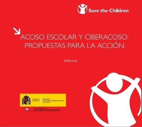 Acoso escolar y ciberacoso: Propuestas para la acción. | Educar para proteger. Padres e hijos enREDados con las TIC | Scoop.it