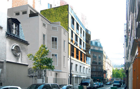 Paris prend de la hauteur - leJDD.fr | Immobilier | Scoop.it