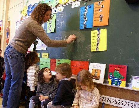 L'enseignement en basque à l'école - Toutes les actualités - Ville de Bayonne | plurilinguisme IUFM | Scoop.it