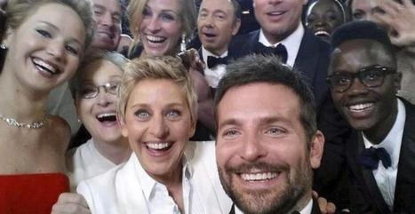 Le selfie des Oscars vaut 1 milliard de dollars ! - meltyBuzz | Buzz Marketing | Scoop.it