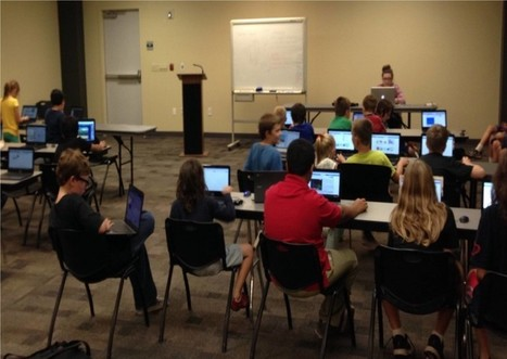 Why coding programs are exactly what libraries need in 2016 | Kelly Smith | Medium.com | Library world, new trends, technologies | Scoop.it