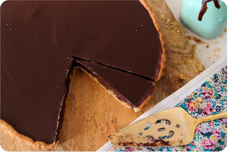 Dulce Delight: Chocolate and Banana Pie | À Catanada na Cozinha Magazine | Scoop.it
