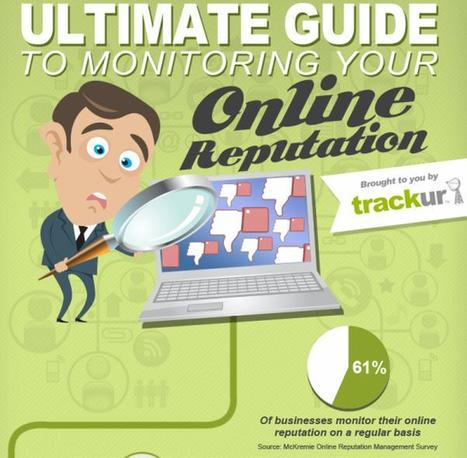 Ultimate Guide to Monitoring Your Online Reputation | Melissa Agnes | Public Relations & Social Media Insight | Scoop.it