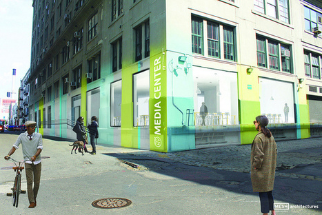Does New York City Need a Physical 'Made in NY' Media Center?   Innoventing Transmedia   Scoop.it