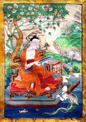 Nagarjuna's Seventy Stanzas | promienie | Scoop.it