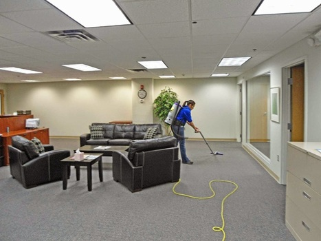 Get Rid Of Hassles Of Keeping Your Office Clean With Assistance From Office Cleaning Service | Cleaning Services Gold Coast | Scoop.it