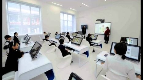 Here is a look at the School of the Future | Technology in Business Today | Scoop.it