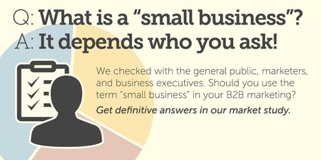 """Study: What is a """"Small Business""""? 