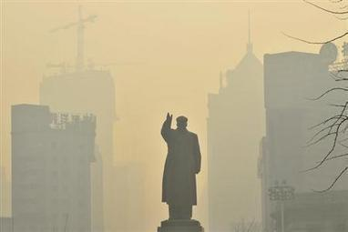 China threatens death penalty for serious polluters   Reuters   Sustain Our Earth   Scoop.it