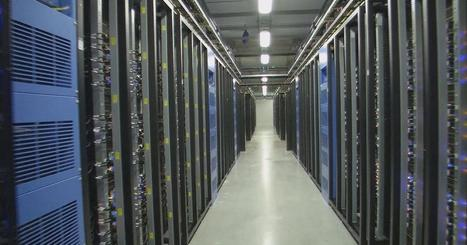 Facebook boasts green data centre in Luleå, Sweden - euronews | Green IT Focus | Scoop.it