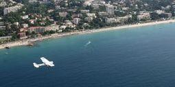 Les eaux de baignade des Alpes-Maritimes surveillées depuis le ciel   IP VOUS RECOMMANDE...   Scoop.it