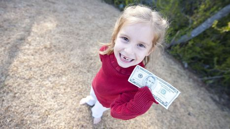 Tooth Fairy feels the pinch after overspending | Troy West's Radio Show Prep | Scoop.it