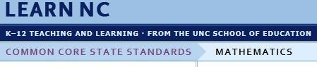 Preamble - North Carolina Essential Standards   Math   Scoop.it