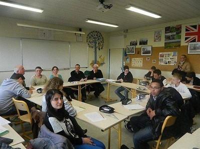 Les élèves de DP3 rencontrent des exploitants agricoles , Plémet 11/06/2013 - ouest-france.fr | Les animations autour du lycée Le Gros Chêne | Scoop.it