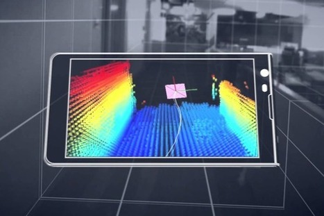 How Google's Project Tango will change your life | 4D Pipeline - trends & breaking news in Visualization, Mobile, 3D, AR, VR, and CAD. | Scoop.it