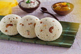 Rava Idli in Microwave for Health Conscious People | Recipes | Scoop.it