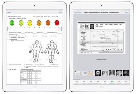 Catavolt Launches New Healthcare Mobile App Platform | Digitized Health | Scoop.it