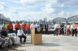 Construction Starts on Bridge to Connect Downtown Louisville and Jeffersonville | Homes and Condos | Scoop.it