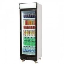 Bromic GM0374L LED ECO (372Lt) White Fridge w/Lightbox | Commercial Freezer | Scoop.it