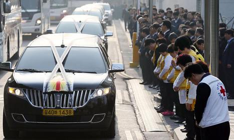 South Korea admits ferry disaster dead bodies given to wrong families | English Magazine | Scoop.it