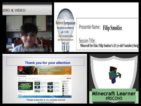 Using Minecraft for Learning English | Mundos Virtuales, Educacion Conectada y Aprendizaje de Lenguas | Scoop.it