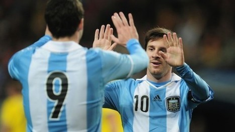 2014 World Cup Preview Group F: Argentina Will Dominate, But Bosnia ... - SportsGrid | FIFA World Cup Brazil 2014 | Scoop.it