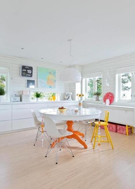 Le sens de la couleur | PLANETE DECO a homes world | Céka décore | Scoop.it