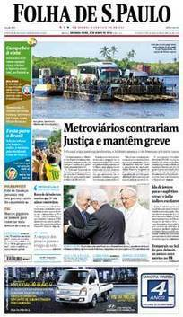 Pardon anything - 09/06/2014 - Gregorio Duvivier - Colunistas - Folha de S.Paulo | Latin music and dance | Scoop.it
