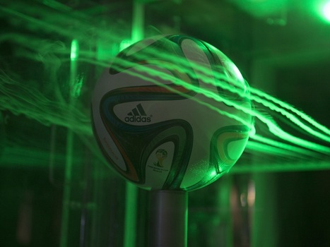 Scientists Keep A Careful Eye On The World Cup Ball | World Cup | Scoop.it