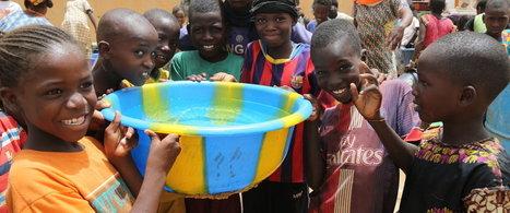 Distribution d'eau potable aux résidents de la ville de Gao | water news | Scoop.it