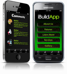 iBuildApp : Create Free iPhone Application Using Online Interface Builder| Android, iPad | Time to Learn | Scoop.it