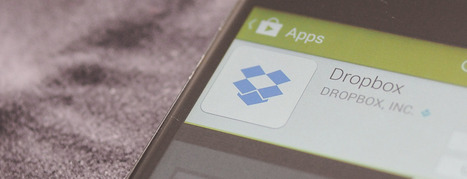 Samsung to serve up seamless access to Dropbox through core apps, including ... - The Next Web | E-Capability | Scoop.it