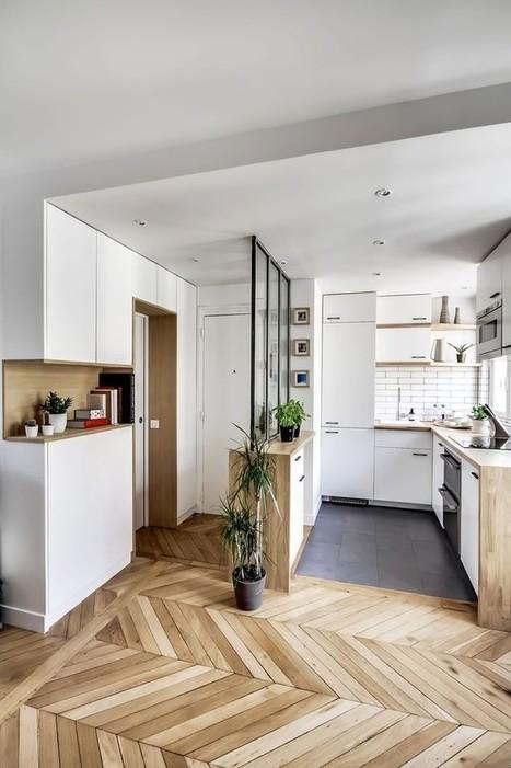 Petits espaces – aménagement et déco – Cocon de décoration: le blog | Décoration | Scoop.it