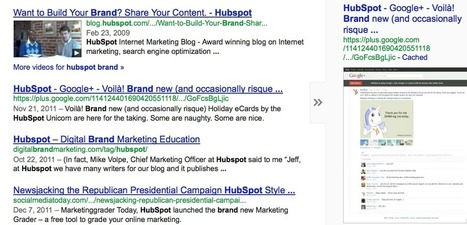 Google+ Status Updates Now Appearing in Organic Search Results   Social Media e Innovación Tecnológica   Scoop.it